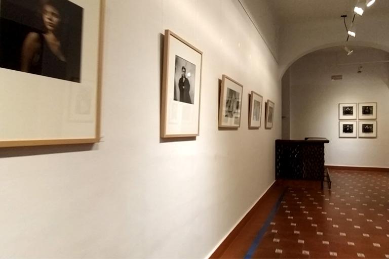 Exposición.Las caras del tiempo.Ricardo Martín. Ateneo de Málaga.