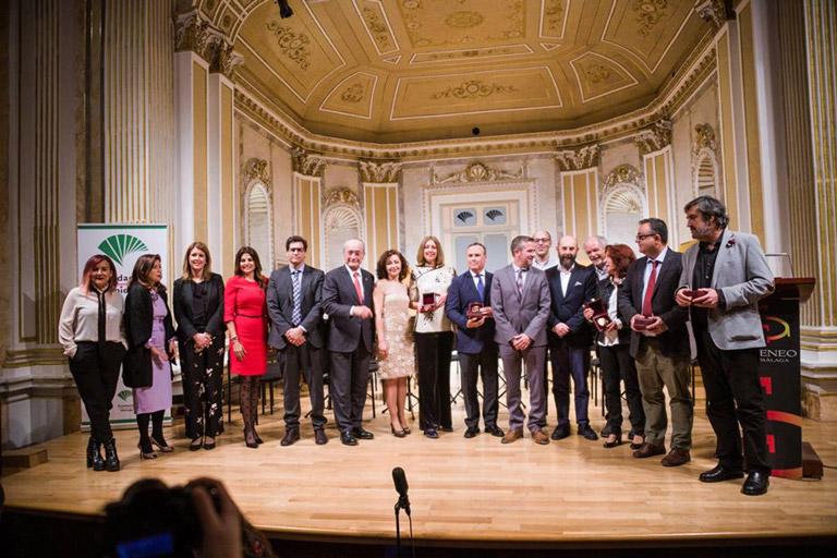 Entrega de las Medallas Ateneo 2019 - Fotografía: María Márquez