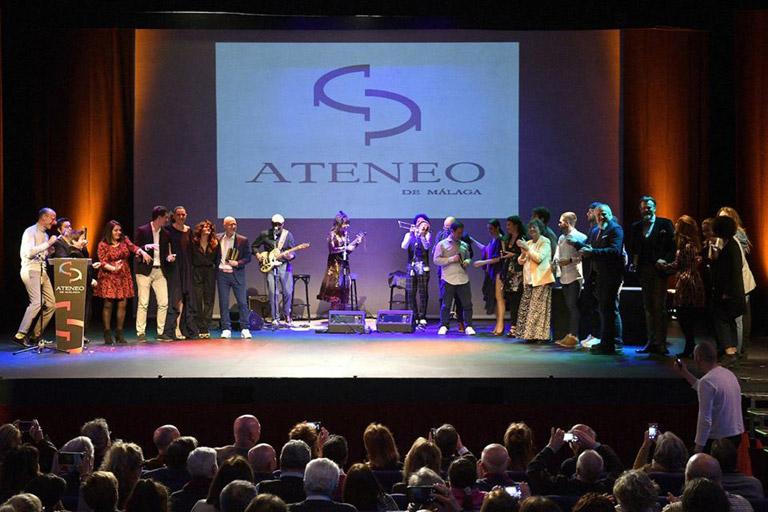 IV Premios de Teatro Ateneo de Málaga, 2019