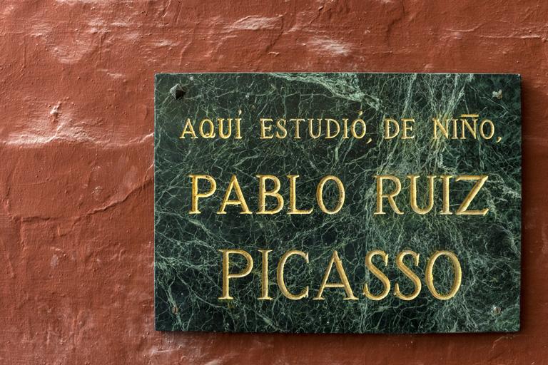 Detalle del Aula Picasso - Fotografía: María Márquez
